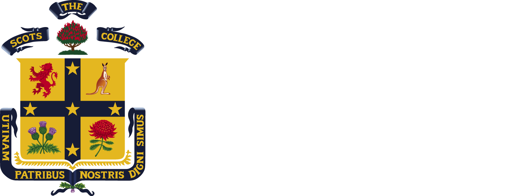 The Scots College logo